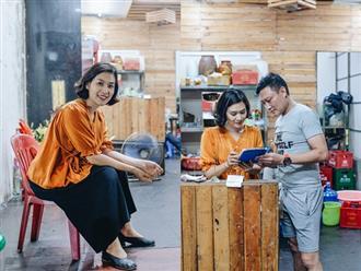 """Cuộc sống hiện tại của Nguyệt trong """"Phía trước là bầu trời"""": Sáng đi dạy múa, tối về làm chủ quán bia"""