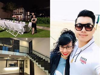 Cuộc sống ở nhà lầu, đi siêu xe của Trương Nam Thành sau khi lấy vợ đại gia có 2 con riêng