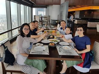 Cuộc sống viên mãn của MC Lại Văn Sâm bên vợ con và các cháu ở tuổi 62 khiến nhiều người trầm trồ