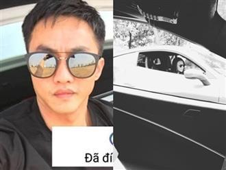 Cường Đô la lần đầu đăng ảnh xuất hiện cùng 'bạn gái tin đồn' Đàm Thu Trang