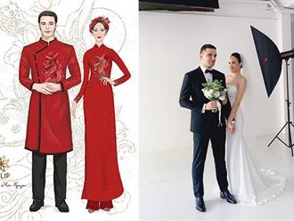 """Đám cưới đang tới gần, MC sexy nhất của showbiz - Phương Mai sợ """"ăn tát"""" nếu không làm điều này"""