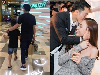 Đàm Thu Trang 'khẳng định chủ quyền' khi chia sẻ khoảnh khắc bình yên của bố con Cường Đô la