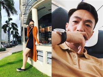 Đàm Thu Trang khẳng định 'hạnh phúc vì yêu và được yêu', Cường Đô la phản ứng lạ