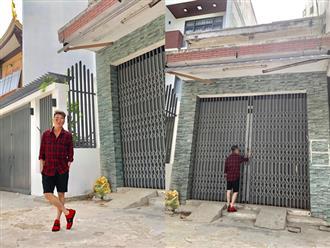 """Đàm Vĩnh Hưng đứng trước nhà Mỹ Tâm ở Đà Nẵng: """"Muốn mua căn này quá"""""""