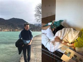 Đàm Vĩnh Hưng phủ nhận chuyện nằm viện ở Mỹ, tiết lộ đi cấy tế bào gốc để trẻ hóa da