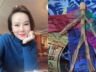 Dân mạng 'lạnh gáy' khi nghe Dương Yến Ngọc lần đầu kể chuyện bị dính bùa ngải