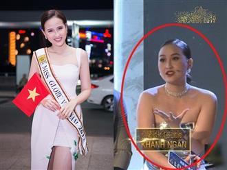 Dân mạng phát hoảng vì thân hình phát tướng của Hoa hậu Hoàn cầu sau 2 năm đăng quang