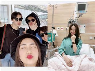 Dân tình nô nức đón Lễ tình nhân, Hòa Minzy lại phải nhập viện