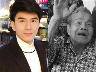 Đan Trường buồn vì không thể về Việt Nam viếng ông ngoại