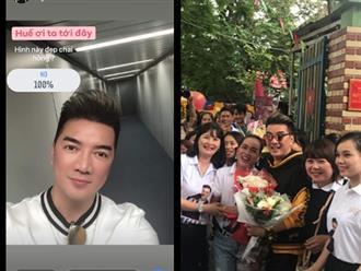 Đăng ảnh tự sướng lên Instagram, Đàm Vĩnh Hưng nhận được phản hồi từ người hâm mộ không thể phũ hơn