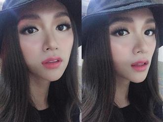 Đăng ảnh và tự khen đẹp lẫn đài các, Hoa hậu Hương Giang bị fan nhắc nhẹ phải khiêm tốn
