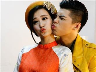Đang dính kiện tụng, Noo Phước Thịnh vẫn không quên nhắn nhủ Đông Nhi: 'Thật hạnh phúc nhé gái của trai'