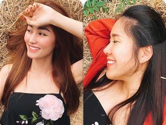Đằng sau hình ảnh đẹp của 'bà bầu' Lê Phương là người bạn chụp có tâm Ngân Khánh