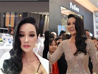 Đang tóc ngắn củn, H'Hen Nie khiến khán giả giật bắn vì tóc dài bất ngờ, đẹp hết phần người khác