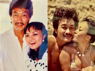 Danh ca Hương Lan khoe ảnh hiếm cực gợi cảm 34 năm trước, nhắc lại kỷ niệm tình yêu với ông xã