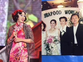 Danh hài Hoài Linh tiết lộ vợ cũ không thích trang điểm, phấn son
