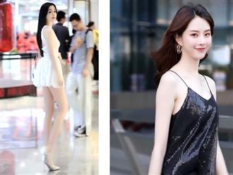 Đau mắt với thời trang đường phố cực sexy của những cô nàng đẹp như thiên thần