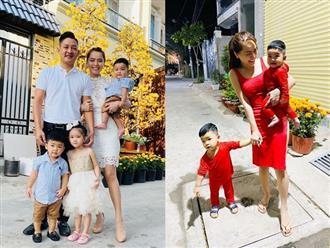 Đẻ liền tù tì 3 đứa, ca sĩ Hải Băng bất ngờ thú nhận 'sợ có nhiều con'