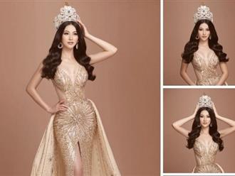 Đẹp tựa nữ thần, Phương Khánh được khen ngợi là Hoa hậu đẹp nhất Miss Earth