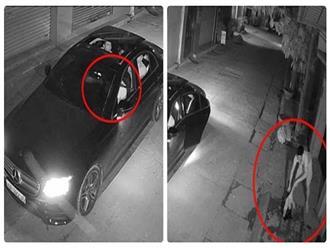 Căm phẫn thanh niên lái ôtô tiền tỷ bắn trộm mèo, nhìn chú mèo ngã quỵ mà đứt ruột