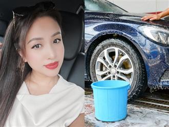 Đi rửa xe có 90 ngàn đồng, Vân Hugo cao hứng chuyển luôn 90 triệu khiến ai nấy 'đứng hình'