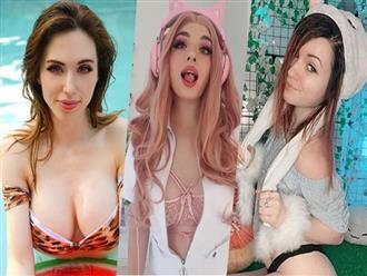 """Điểm danh những nữ streamer quyến rũ, thường xuyên """"chiêu đãi"""" người xem bằng ảnh nóng trên tài khoản OnlyFans"""