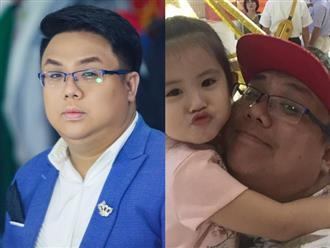 Diễn viên Gia Bảo đau khổ khi không thể giữ cho con gái một gia đình trọn vẹn, ấm êm