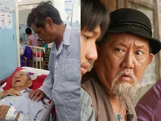 Diễn viên Mạc Can bị ngã xe, xuất huyết dạ dày