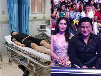 Diễn viên Minh Tiệp bị ngộ độc thực phẩm ở Quảng Ninh khi tham dự gala 30 năm Hoa hậu Việt Nam