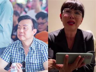 Diễn viên Phương Dung công khai clip NS Chí Tài đi quay vào buổi sáng ngày qua đời, xót xa trước thái độ của cố danh hài