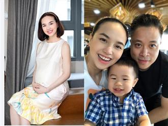 Đinh Ngọc Diệp vừa sinh con thứ 2 cho Victor Vũ, dân tình tò mò em bé giống ba hay mẹ hơn?