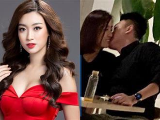 Đỗ Mỹ Linh lộ ảnh hôn em trai BTV Ngọc Trinh?