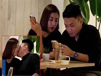 Sau ảnh hôn nhau tại quán cafe, Đỗ Mỹ Linh tiếp tục bị dân mạng soi bằng chứng hẹn hò thiếu gia Bảo Hưng