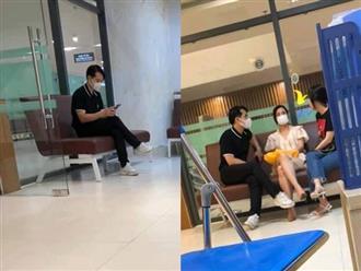 Đông Nhi - Ông Cao Thắng bị bắt gặp ở bệnh viện trước ngày cưới