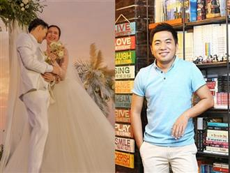 Chưa tận hưởng niềm vui đám cưới được bao lâu, Đông Nhi - Ông Cao Thắng bỗng nhiên bị nhà văn Nguyễn Ngọc Thạch mỉa mai?