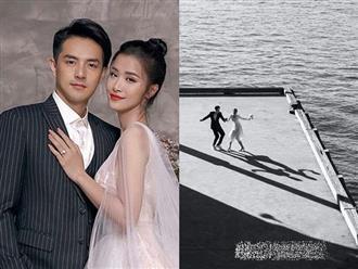 Đông Nhi - Ông Cao Thắng hé lộ thêm một phần trong album cưới chụp ở trời Tây