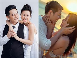 """Đông Nhi - Ông Cao Thắng lộ thiệp cưới: Cả showbiz """"dậy sóng"""" chúc mừng"""