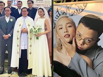 Động thái đầu tiên của Tóc Tiên sau hôn lễ, hé lộ lý do đám cưới 'kín như bưng'