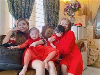"""Dòng trạng thái cực căng thẳng của mẹ Bảo Ngọc - mẹ vợ cũ Hoài Lâm ngay trước khi con gái công bố ly hôn bị """"đào mộ"""""""