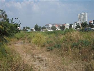 """Tp.HCM công khai 108 dự án """"treo"""" không thực hiện đúng kế hoạch sử dụng đất"""