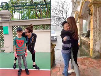 Đang hạnh phúc bên tình mới, Cường Đô la vẫn 'tái hợp' với Hà Hồ vì con trai Subeo