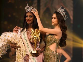 """Dư luận dậy sóng vì chiến thắng của """"bom sex"""" Mỹ tại Hoa hậu Chuyển giới Quốc tế 2019"""