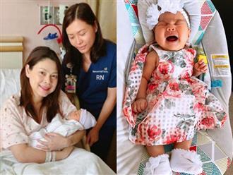 Biết nguy hiểm, Thanh Thảo vẫn không thể kiềm chế mà làm điều này với con gái mới sinh