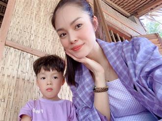 """Dương Cẩm Lynh: """"Không ai đang hạnh phúc mà lại chạy theo trào lưu ly hôn để một đời bất hạnh"""""""