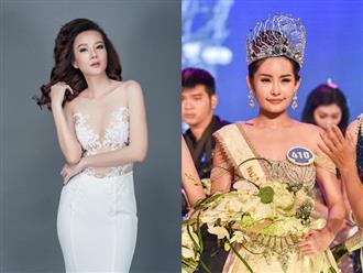 Dương Yến Ngọc nhắn tân Hoa hậu Đại dương 2017: Đã giành được vương miện, em không thể xấu
