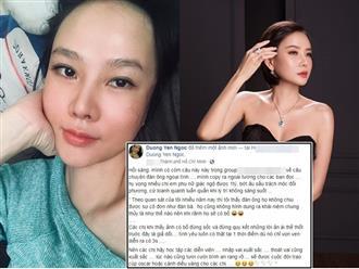 Dương Yến Ngọc nói về đàn ông ngoại tình: 'Họ không có khái niệm chung thủy, nên khi rảnh họ sẽ có bồ'