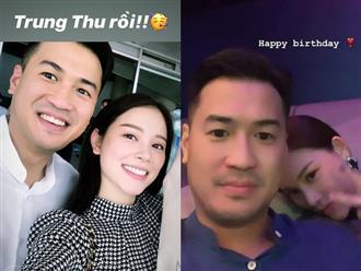 Em chồng Tăng Thanh Hà công khai đăng ảnh tình tứ với bạn gái Linh Rin