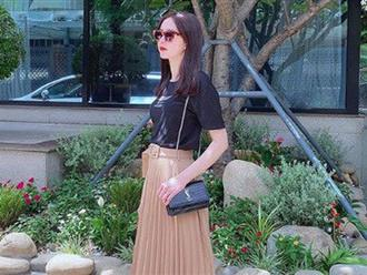"""Gần 2 năm lấy chồng sinh con, Hoa hậu Đặng Thu Thảo bất ngờ lộ chứng """"hồi teen"""""""
