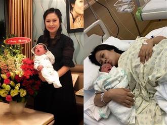 Gần 2 tuần sau sinh mổ, Thanh Thúy nói gì mà khiến chị em chia sẻ ầm ầm?