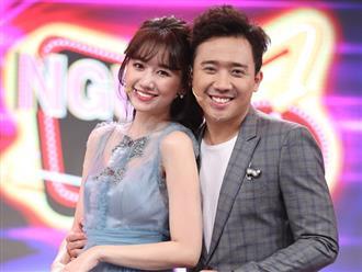 Gần 4 năm cưới, MC Trấn Thành nói thật lý do chưa muốn có con với Hari Won
